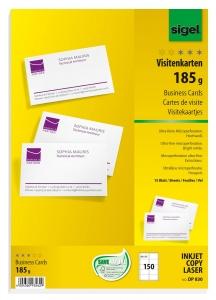 Visitenkarten Microperforiert Von Sigel